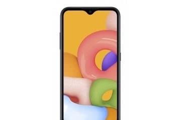 三星GalaxyA01行将发布或为三星最廉价智能手机