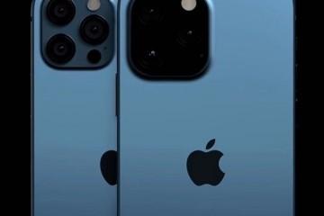 iPhone13Pro背部曝光相机模组外观改变