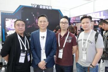 2021中国(北京)国际游乐设施设备博览会在京开幕 深圳市维亚环球科技有限公司受邀参加,并取得圆满成功