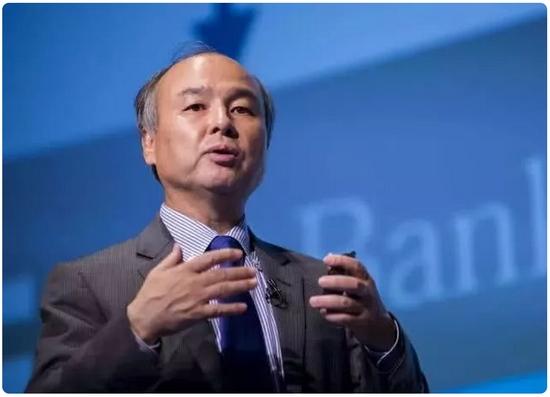 软银CEO孙正义的年度薪酬减半至1亿日元