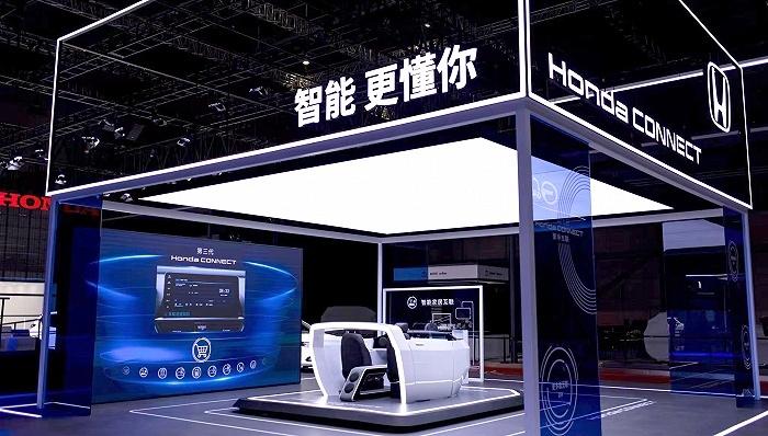 广汽本田上半年卖出近40万辆新车混动车型占比15%