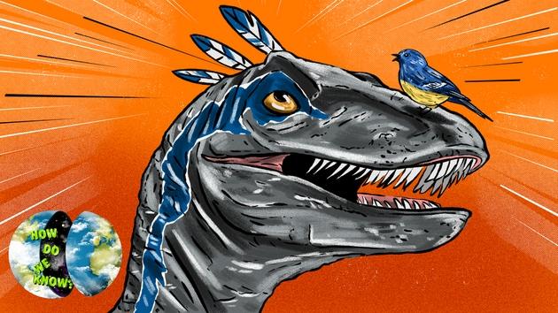 为什么说鸟类就是恐龙